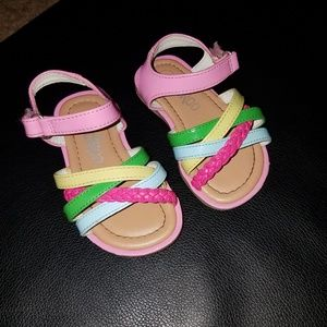 🤑Baby Girl's Sandals, size 5(baby)